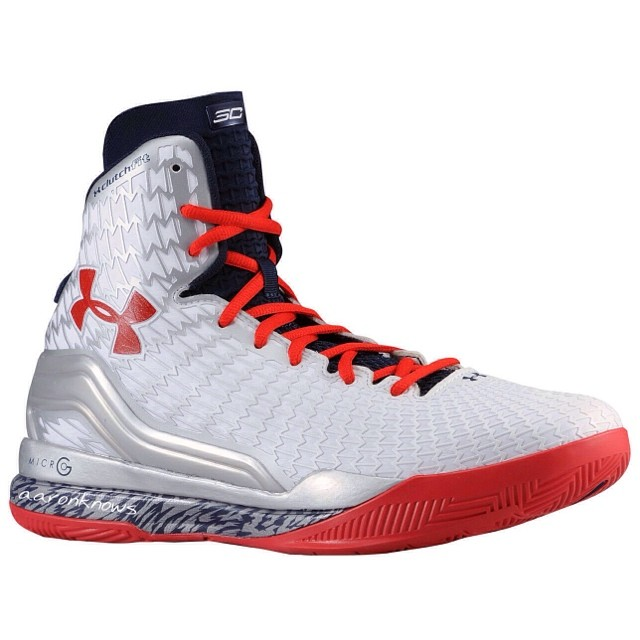 under armour clutchfit drive stephen curry usab home pe