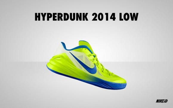 nike hyperdunk 2014 low