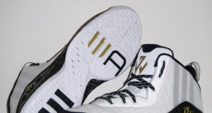 adidas J Wall White/ Black/ Gold – First Look