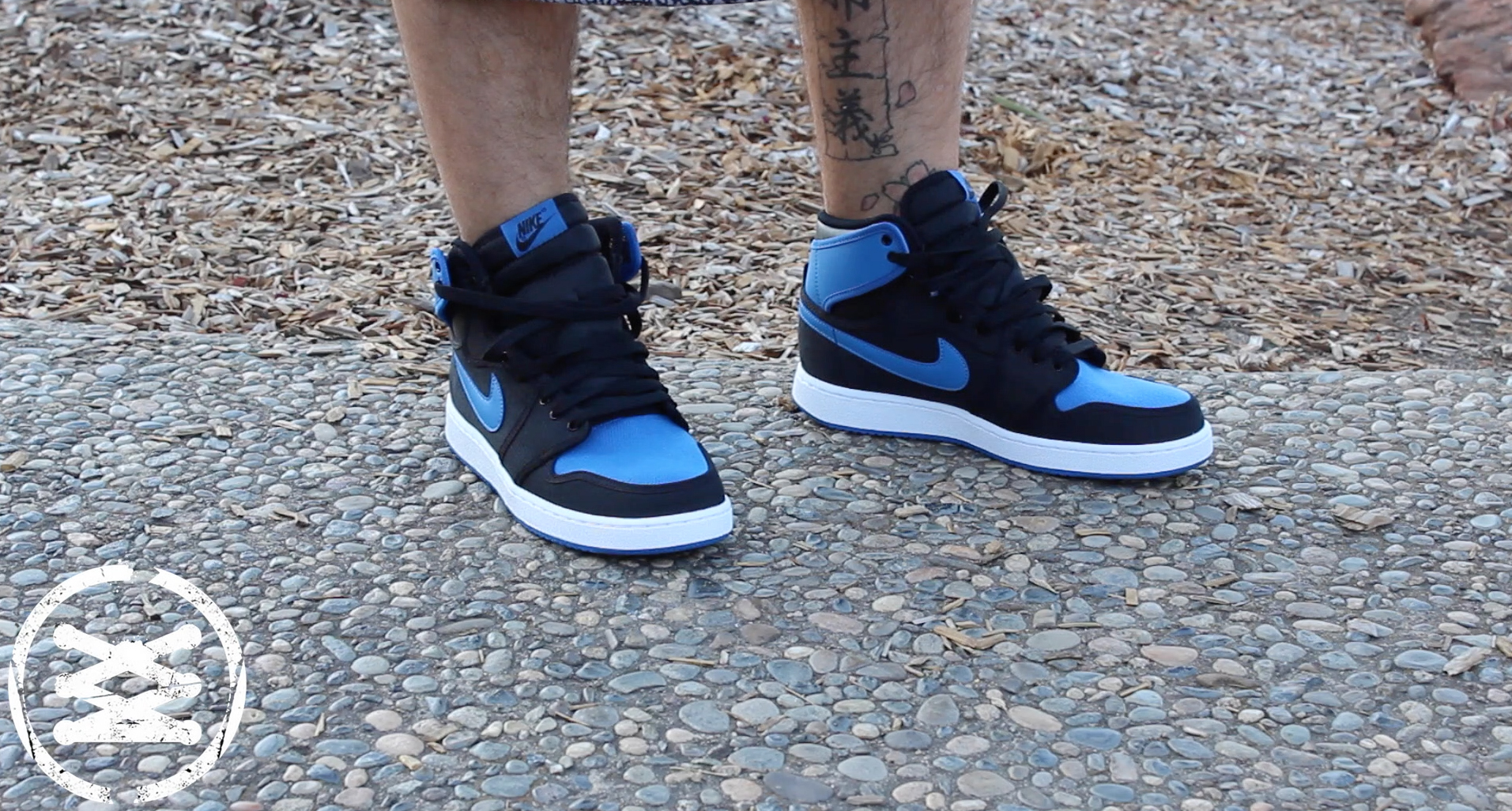 Review Jordan Weartesters Blue Sport Lookamp; Detailed Ko Air Black 1 SGUVLqzpjM