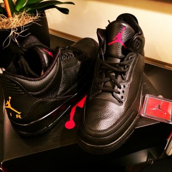 Air Jordan 3 Retro 'Drake vs.