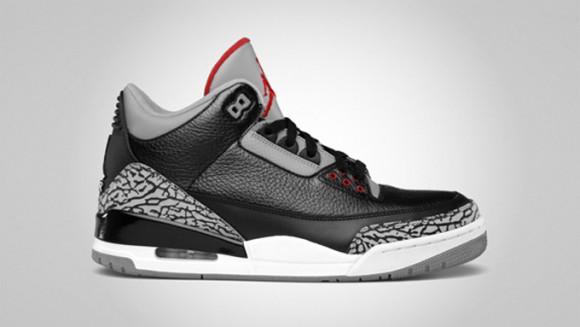 Air Jordan 3 back in the vault