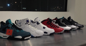 Air Jordan Remastered Series – Spring 2015 Lineup