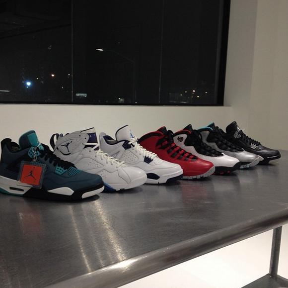 Air Jordan Remastered Series - Spring 2015 Lineup 1