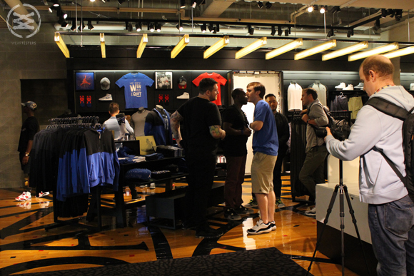 niketown chicago il