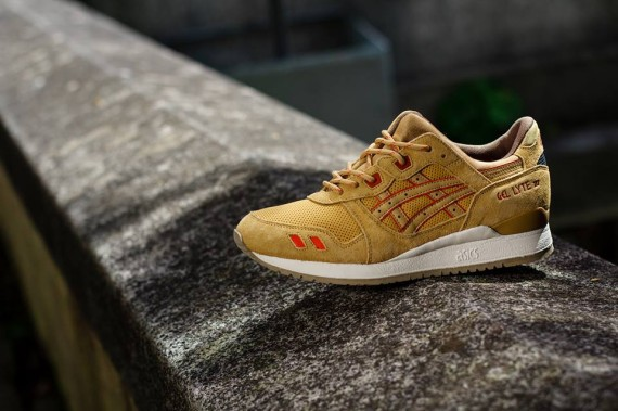 asics gel lyte 3 wheat