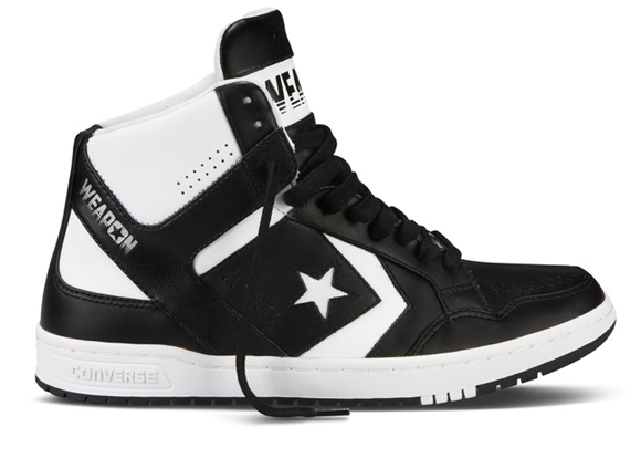 Converse CONS Remasters the Weapon WearTesters