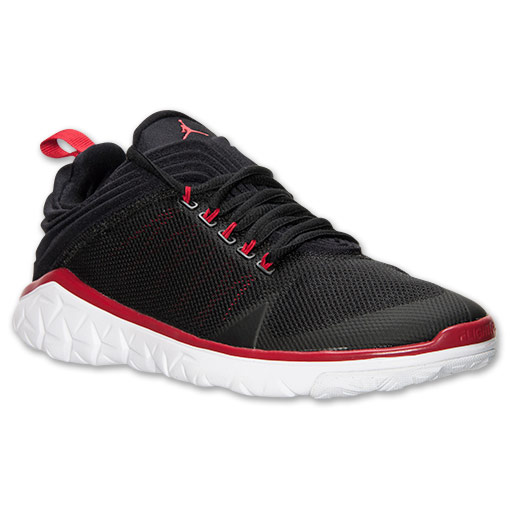 Jordan Flight Flex Trainer Black Red - Available Now 2
