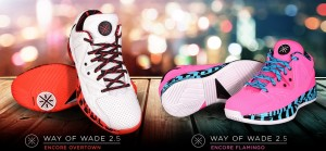 Li-Ning Way of Wade 2.0 Encore 'Overtown' & 'Pink Flamingo' – Available Now