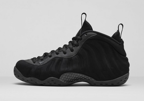 Nike Air Foamposite One 'Triple Black' - Official Look + Release Info 2