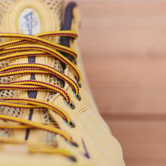 Nike Air Foamposite One 'Wheat' - Release Info