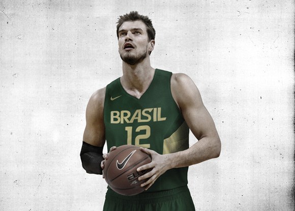 ... Nike Basketball Unveils Brazil Basketball Uniforms 49c057549
