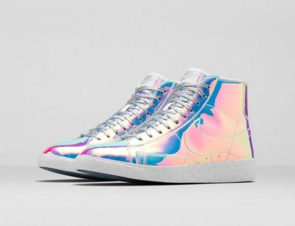 Nike Blazer Mid Irisé Ebay Usa