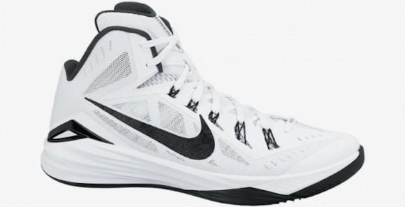 Nike Hyperdunk 2014 White/Black - WearTesters