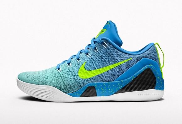 Nike Kobe 9 Elite Low Color-Fade Option Coming to Nike ID-1