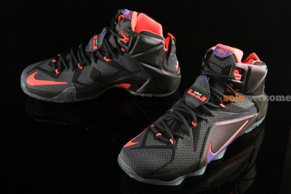 Nike LeBron 12 'Instinct' 3