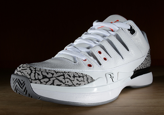 new products bb364 4f9fe Nike Zoom Vapor 9 Tour x Air Jordan 3 - Release Details ...