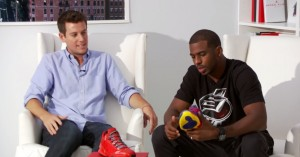 Speed of Flight: Unveiling of the Jordan CP3.VIII