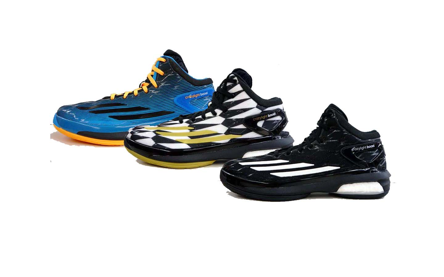 adidas Crazylight Boost - Upcoming Colorways