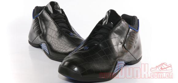 adidas T-MAC III Black Royal 1