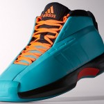 adidas Crazy 1 Teal/ Orange – First Look