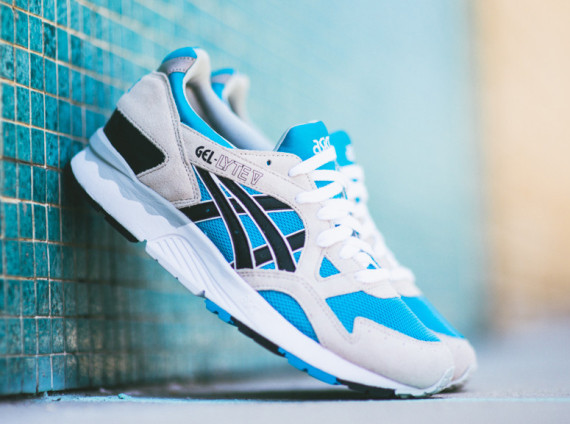 new styles b97a5 f4ab9 Asics Gel-Lyte V 'Atomic Blue'