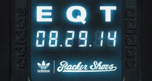 Packer Shoes x Adidas Originals EQT Teaser