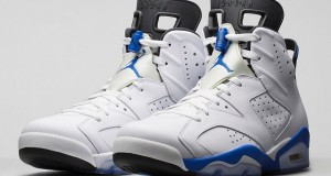 Air Jordan 6 Retro 'Sport Blue' – Release Reminder
