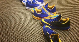 Nike Zoom Run The One and Hyperdunk 2014 Low – 'Andre Iguodala' PEs