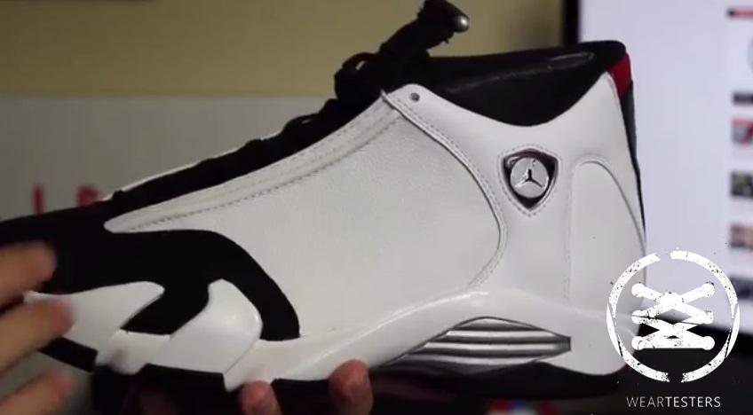 Air Jordan 14 Retro 'Black Toe' 2014 - Detailed Look & Review