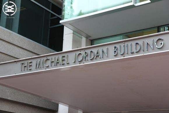 Detailed Look Inside the Michael Jordan Building at Nike World Headquarters 1