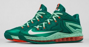 LeBron 11 Low 'Mystic Green' – Release Information