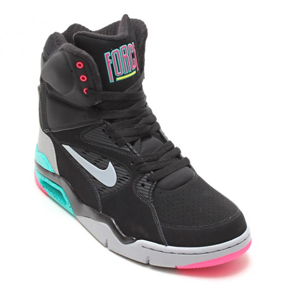 Nike Air Command Force 'San Antonio Spurs' Available Now