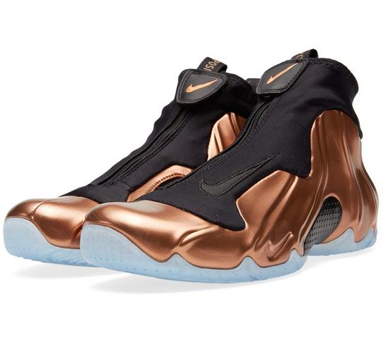 Nike Air Flightposite 2014 PRM 'Copper' - Available Now