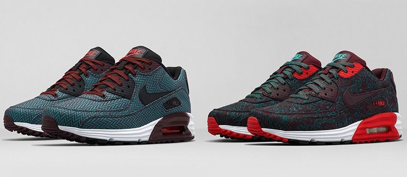 nike air max lunar90 39 suit tie 39 collection available. Black Bedroom Furniture Sets. Home Design Ideas