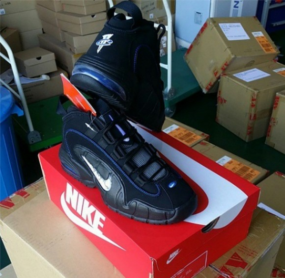 Nike Air Max Penny 1 Black Royal