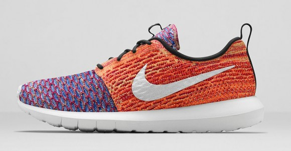 la moitié 77221 74197 Nike Roshe Run NM Flyknit 'Random Yarn' – Restocked ...