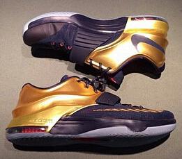 Nike KD 7 'Gold Medal' – New Images 1