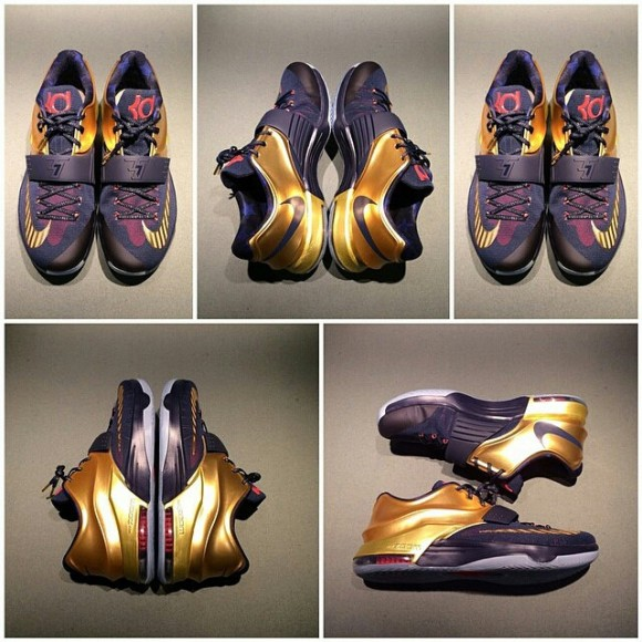 kd 7 gold medal for sale cheap