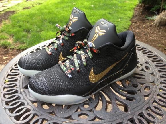 Nike Kobe 9 Elite Low 'Watch The Throne