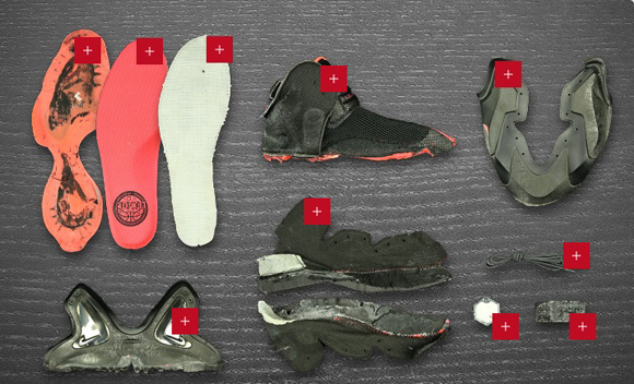 Nike Lil Penny Posite Deconstructed 17