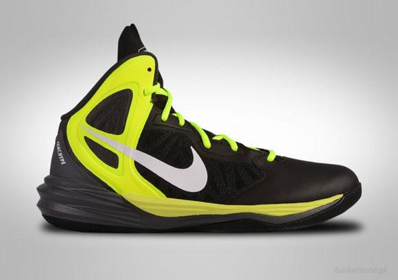 official photos 50363 2925a Nike Prime Hype DF Black/ Volt - WearTesters