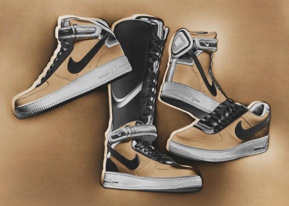 Riccardo Tisci Nike Beige