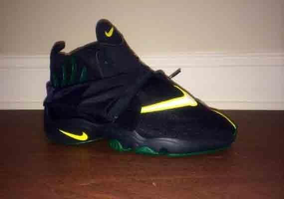 Nike Zoom Flight The Glove Sonics