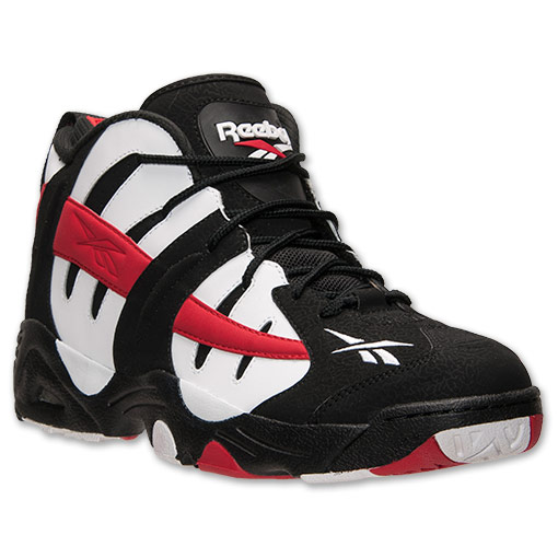 Reebok Rail Retro Basketball Shoes - Men's Sku_12181
