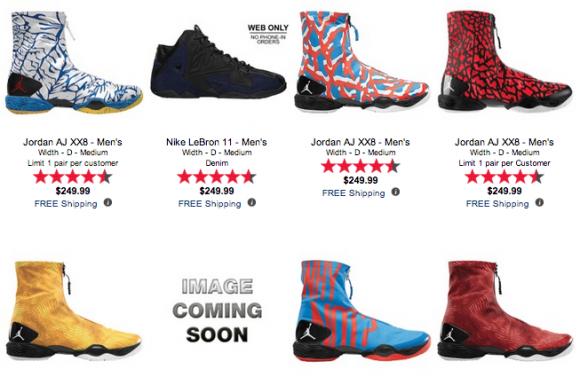 Jordan Ferrari Shoes Foot Locker