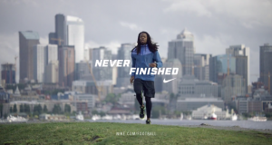 Nike Football Never Finished Collection