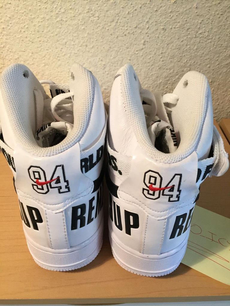 Air Force 1 Nike Mediados Suprema Fondo De Pantalla p0t3ApHv