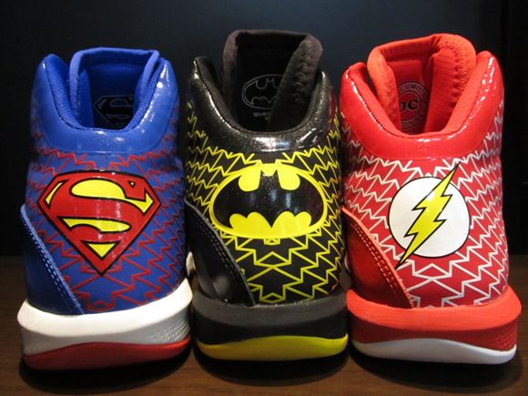 Under Armour Micro G Torch 3 'DC Heroes' 1