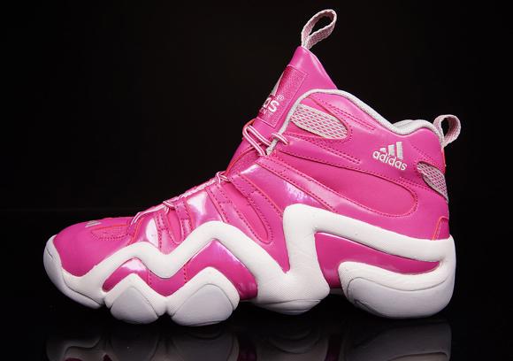 online store 6e398 8bd0e adidas Crazy 8 'Breast Cancer Awareness' - WearTesters